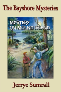 Mystery on Mound Island Final Cover Art